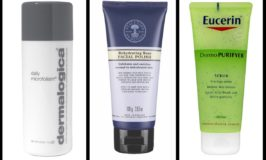 3 Tried and Tested Facial Exfoliants
